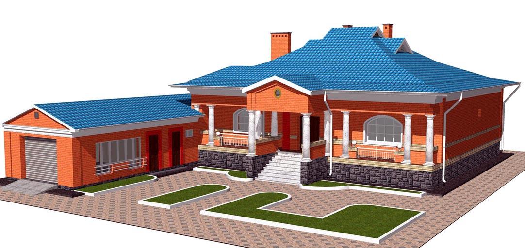 Проекты домов и коттеджей скачать бесплатно pdf