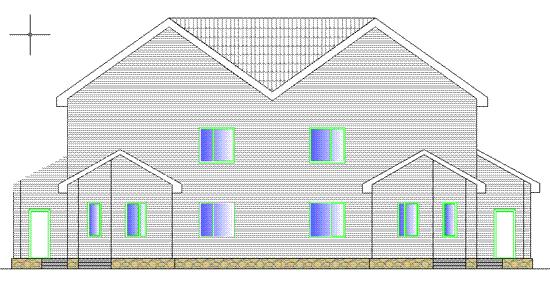 Двойной дом