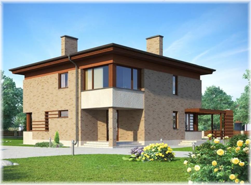 Архитектурные чертежи дома